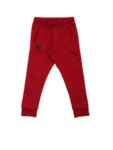 Dsquared2 - Logo tracksuit pants in red