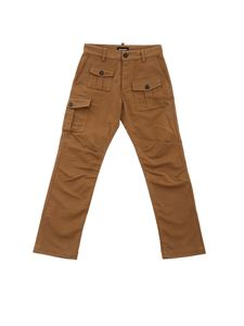 Dsquared2 - Pockets pants in brown
