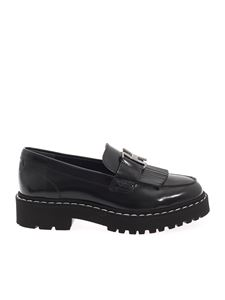 Hogan - Black loafers
