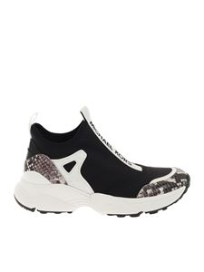Michael Kors - Willow Slip On sneakers in black and white