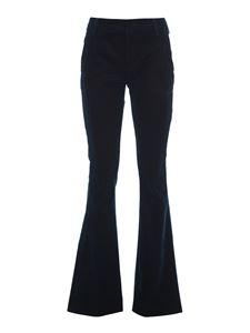 Dondup - Corduroy trousers in blue