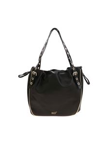 Red Valentino - Double handle bag in black
