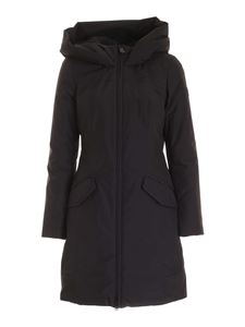 Peuterey - Allos DR01 hooded parka in black