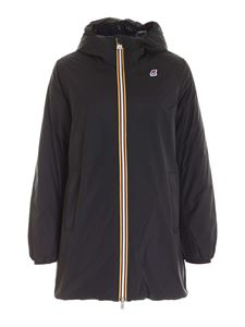 K-way - Sophie Thermo Plus.2 jacket in black