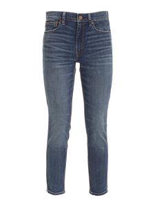 POLO Ralph Lauren - Tompkins faded jeans in blue