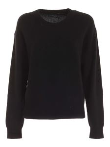 POLO Ralph Lauren - Logo embroidery pullover in black