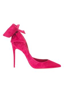 Christian Louboutin - Rabakate décolleté in Bomb Pink color