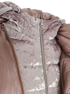 Herno - Nancy down jacket in pink