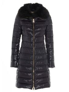 Herno - Elisa down jacket in black