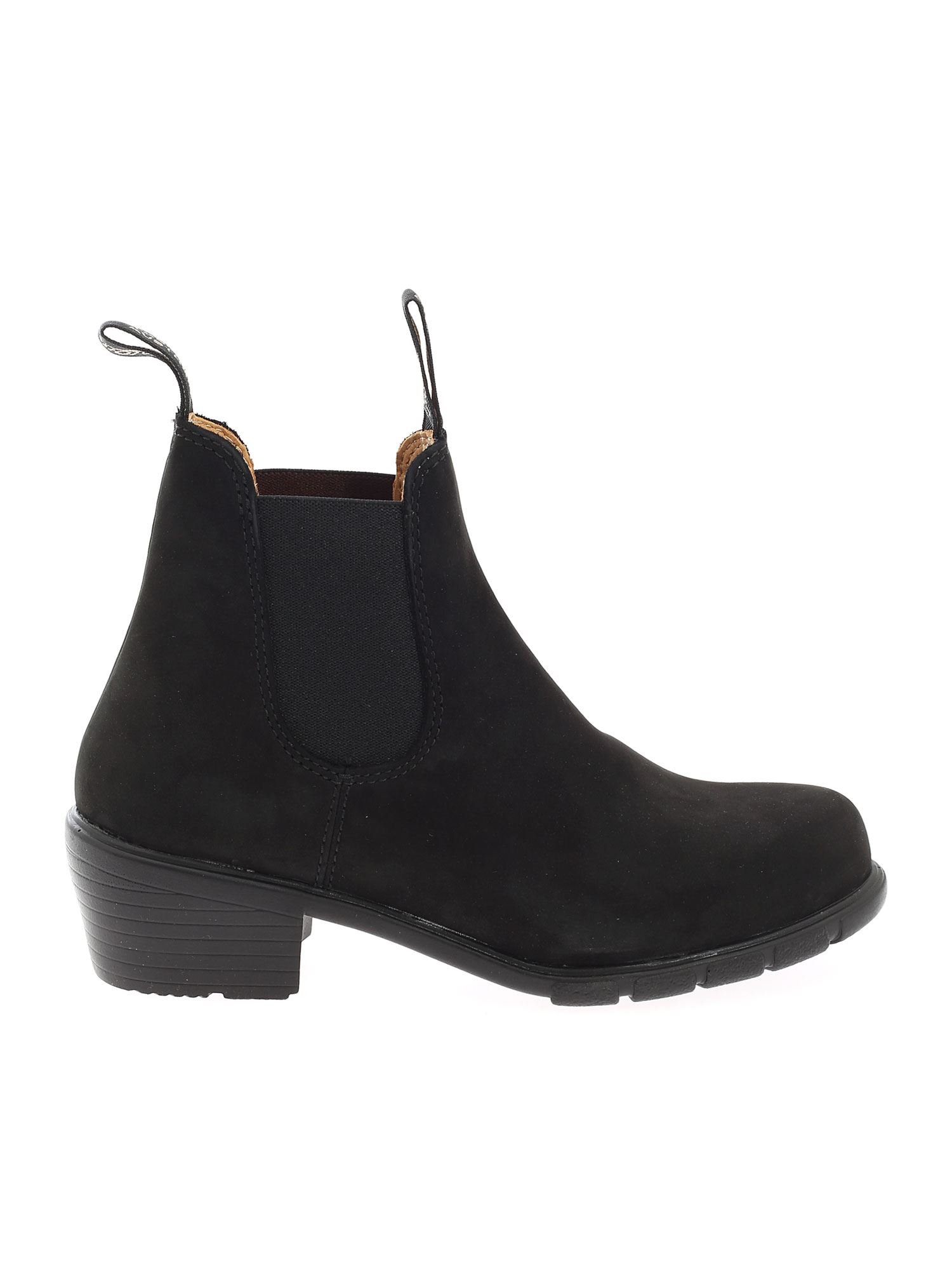 Blundstone ANKLE BOOT WITH ELASTIC INSERTS IN BLACK