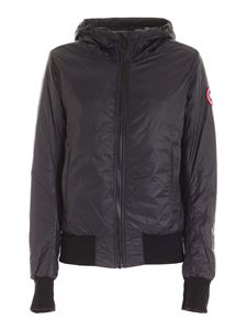 Canada Goose - Dore hooded down jacket in black