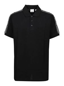 Burberry - Stonely polo in black