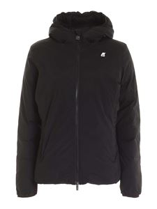 K-way - Lily Thermo Stretch jacket in black