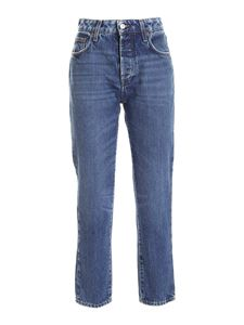 Department 5 - Carma faded jeans in blue
