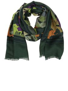 Etro - Sciarpa Shaal-Nur multicolor