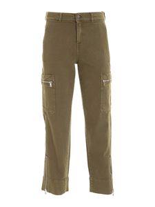 7 For All Mankind - Biker Cargo pants in Army green