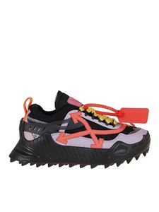 Off-White - Sneakers Odsy 1000 nere