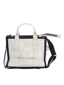 Marc Jacobs  - The Traveller small tote in beige
