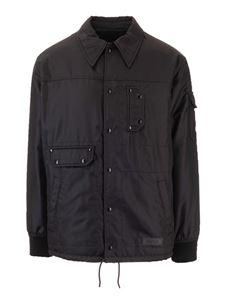 Givenchy - Reversible windbreaker in black