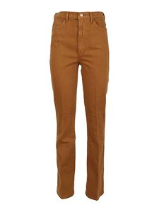 J Brand - Runway jeans in yellow
