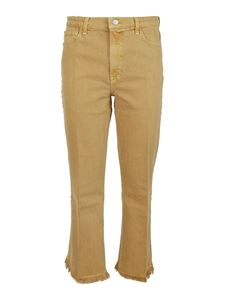 J Brand - Julia jeans in yellow