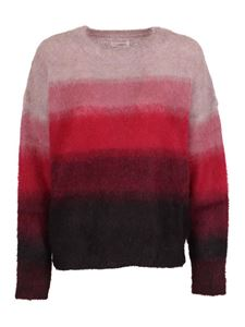 Isabel Marant Étoile - Girocollo Drussell in mohair multicolor