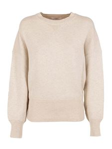Isabel Marant Étoile - Lucia puffer sleeve sweater in grey