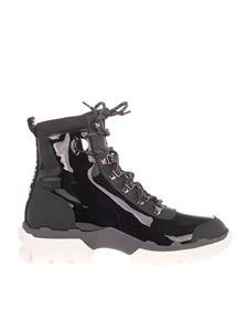 Moncler - Helis ankle boots in black