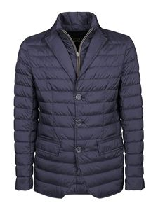 Herno - La Giacca padded jacket in blue