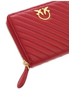 Pinko - Taylor wallet in red
