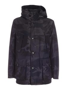 Woolrich - Parka Storm camouflage