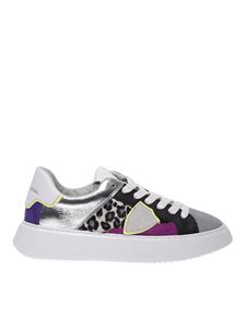 Philippe Model - Temple sneakers in multicolor