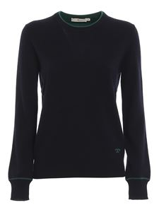 Tory Burch - Cashmere jumper in blue