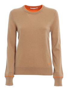 Tory Burch - Cashmere jumper in beige