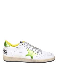 Golden Goose - Ball Star sneakers in white