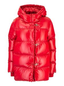 Fay - 3 Ganci Fay down jacket in red