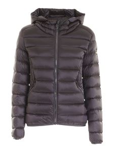 Colmar Originals - Hooded down jacket in anthracite color