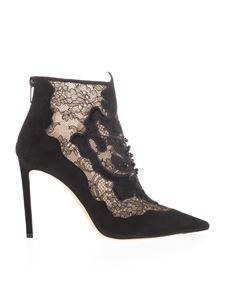 Jimmy Choo - Lorre boots in black