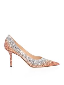 Jimmy Choo - Love 85 pumps in orange