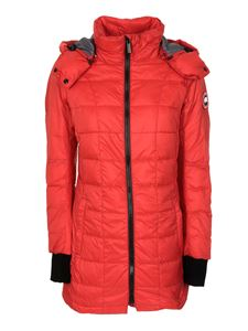 Canada Goose - Ellison down jacket in red