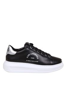 Karl Lagerfeld - Kapri Maison sneakers in black