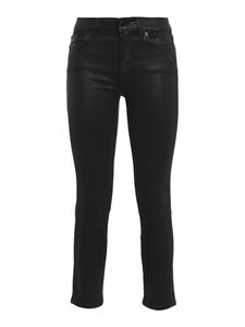 7 For All Mankind - Jeans Roxanne Ankle nero