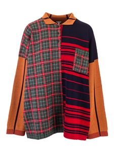 Loewe - Polo patchwork multicolor