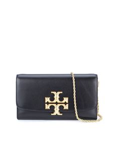 Tory Burch - Eleanor clutch in black