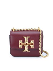 Tory Burch - Eleanor mini clutch in red