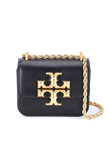 Tory Burch - Eleanor mini clutch in black