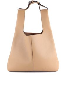 Mulberry - Portobello tote in beige