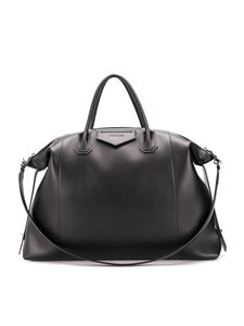 Givenchy - Large Antigona Soft travel bag in black