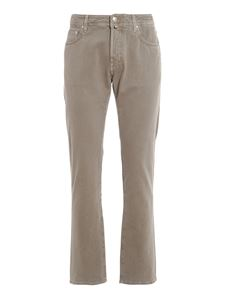 Jacob Cohën - J688 Comf tailored jeans in grey