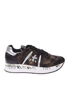 Premiata - Conny sneakers in camouflage